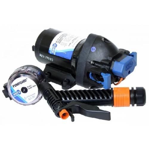 Jabsco Par-max 4 Washdown Pump Package 12v or 24v DC