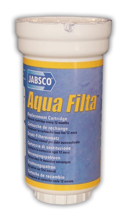 Jabsco Aqua Filta Refill Cartridge, 59100-0000