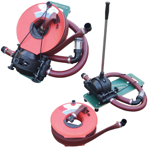 LeeSan Heavy Duty Manual Self Pump Out Kit