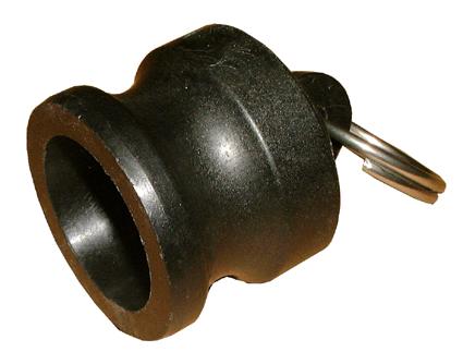 """1 ½"""" Camlock Blanking Plug,"""