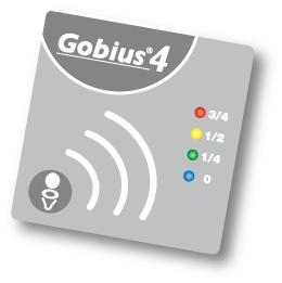Gobius 4 (4.0) Tank Level Indicator for Waste Tanks
