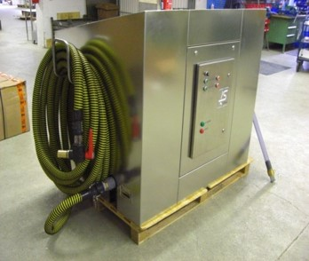 LS200W-TS Pump Out Station