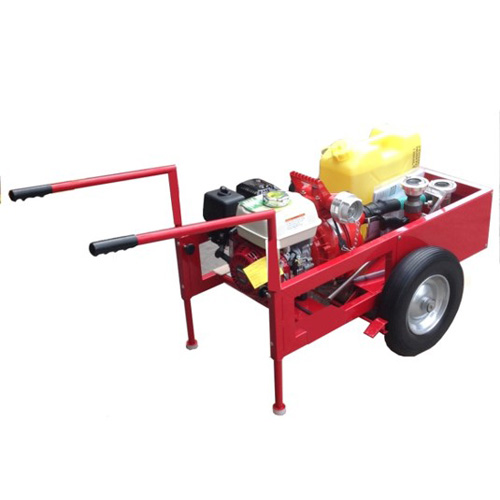 LeeStrom LSFT2 Fire Fighting Cart