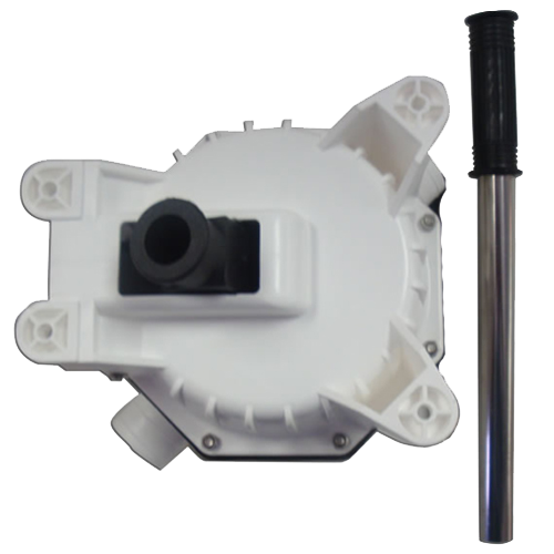 MK5 Manual Diaphragm Pump, Thru Bulkhead