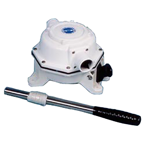 MK5 Manual Diaphragm Pump, Surface Mounted