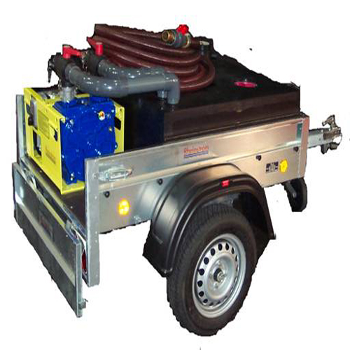 LSM300W Mobile Pump Out Unit