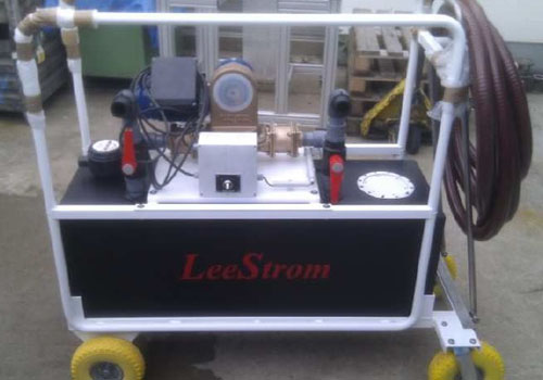 LSM60W Mobile Pump Out Unit