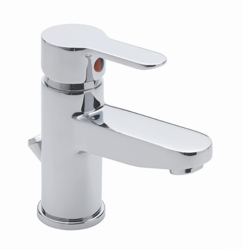 Lollipop Mono Basin Mixer with Pop-up Waste
