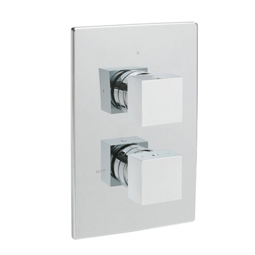Edge Concealed Thermostatic Shower Valve