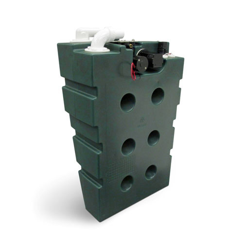 Dometic Sealand VHT5200 SailVac Vacuum Holding Tank 317705200
