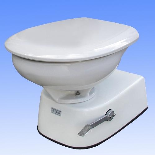 Rheinstrom Y10S Toilet, 12v or 24v DC